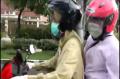 Bukan Drama, Risma Blusukan Ingatkan Warga Pakai Masker