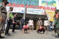 Sisir Permukiman Padat dan Pasar, Satpol PP Kota Bandung Temukan Banyak Pelanggaran