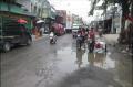 Awas! Sejumlah Titik Jalan di Kota Medan Rusak dan Berlubang