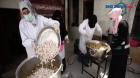 Relawan Suriah Siapkan Makanan Hangat untuk Pengungsi
