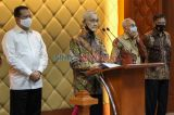 Try Sutrisno Harap RUU Pembinaan Ideologi Pancasila Segera Disahkan Jadi Undang-Undang