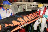 Evakuasi Korban Kecelakaan Kapal di Perairan NTT