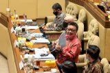 Menpan RB Raker dengan Komisi II DPR