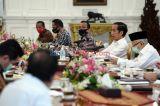 Presiden Jokowi Pimpin Ratas Percepatan Pembangunan Tol Sumatera dan Cisumdawu