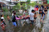Banjir Rob Rendam Ratusan Rumah di Aceh Barat