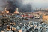 Inilah Kerusakan yang Disebabkan Ledakan Dahsyat di Beirut