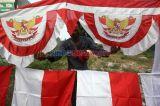 Jelang Perayaan HUT RI, Permintaan Bendera Merah Putih Meningkat