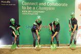 Transformasi Kantor Pusat Manulife Indonesia