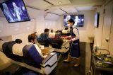 Liburan Virtual Bersama Pesawat Kelas Bisnis di Jepang
