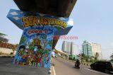 Mural Bekasi Lawan Covid-19 Ingatkan Warga Pentingnya Protokol Kesehatan