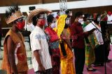 Ribuan Mahasiswa Baru Untag Ikuti PKKMB Virtual