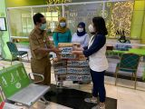 MNC Peduli Salurkan Makanan dan Minuman Ringan Ke Sejumlah RSUD di Jakarta Timur