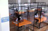 Reaktif Covid-19, Peserta Tes CPNS Surabaya Tempati Bilik Khusus