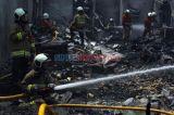 Kebakaran Pasar Cempaka Putih Hanguskan 807 Kios Pedagang