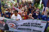 Calon Wali Kota Surabaya Machfud Arifin Janji Wujudkan Program Rp150 Juta Per RT