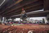 Kolong Tol Becakayu Disulap Jadi Trek Sepeda dan RTH