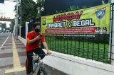 Marak Aksi Jambret di Jakarta, Polisi Pasang Spanduk Peringatan di Sejumlah Lokasi