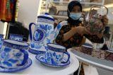 Pameran Seni Kerajinan Rumahan Bangkitkan Ekonomi di Tengah Pandemi