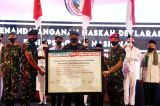Deklarasi Kesiapsiagaan Nasional Dalam Rangka Penanggulangan Terorisme