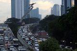 PSBB Transisi Diperpanjang, Jakarta Tetap Macet