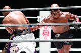 Duel Seru Mike Tyson dan Roy Jones Jr Berakhir Imbang