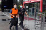 Rezky Herbiyono Jalani Sidang Virtual Kasus Suap Eks Sekretaris MA Nurhadi