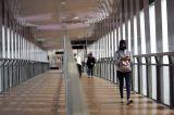 Berkonsep Artistik, JPO Senen Extension Beri Kenyamanan Pejalan Kaki