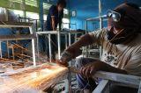 Bengkel Las di Cilincing Ini Terus Bertahan Diterpa Pandemi