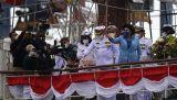 Kasal Pimpin Ziarah Tabur Bunga Peringati Hari Dharma Samudera Tahun 2021