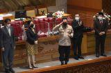 DPR Sepakati Penetapan Komjen Pol Listyo Sigit Prabowo sebagai Kapolri
