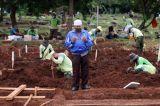 Korban Covid-19 Makin Tak Terbendung, Pemprov DKI Buka Lahan Baru Pemakaman Khusus di TPU Bambu Apus