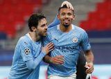 Babak 16 Besar Leg I Liga Champions : Manchester City Tundukkan Borussia Moenchengladbach 2-0