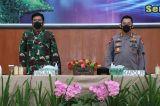 Panglima TNI dan Kapolri Mantapkan Sinergitas TNI Polri di Papua