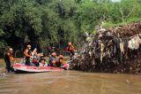 Pasca Banjir Jakarta, DD Bersama Padepokan Ciliwung Condet Gelar Aksi Bersih Sungai Ciliwung