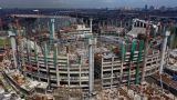 Progres Pembangunan Jakarta International Stadium Capai 48,4 Persen