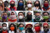 Setahun Pandemi Covid-19 Melanda Indonesia, Tetap Pakai Maskermu