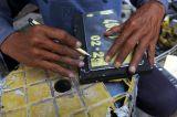 Setahun Dilanda Pandemi Covid-19, Begini Nasib Jasa Pembuatan Plat Nomor di Semarang