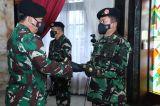 Panglima TNI Lantik Marsda TNI Novyan Samyoga Sebagai Pangkohanudnas