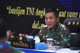 Wakasal: Komunitas Intelijen Harus Mampu Menjaga Marwah TNI Angkatan Laut
