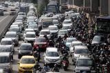 Perpanjangan PPKM Mikro Berdampak Kemacetan di Ibukota