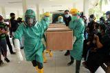 Jenazah Guru Korban Penembakan KKB Tiba di RSUD Mimika