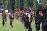 Tanpa Atraksi Militer, HUT ke-69 Kopassus Digelar Secara Sederhana