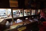 Agen Tiket Bus Keluhkan Sepinya Penumpang di Pasar Lembang