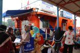 Penyaluran Pogram Bantuan Produktif Usaha Mikro di Pulau Panggang