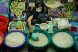 Penjualan Kolang-Kaling di Pasar Beringharjo Meningkat