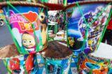 Bedug Bermotif Kartun Diburu Anak-anak Jelang Hari Raya Idul Fitri