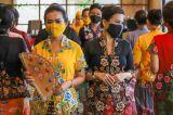 Fashion Show Komunitas Perempuan Pelestari Budaya Sambut HUT ke-494 DKI Jakarta