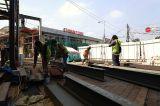 Penataan Terintegrasi Stasiun Tebet dan Halte Transjakarta