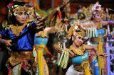 Pagelaran Seni Jegog Mebarung di Pesta Kesenian Bali