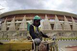 Pembangunan Venue PON Papua Dikebut